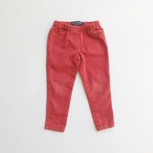 Mini Boden Red Jeans